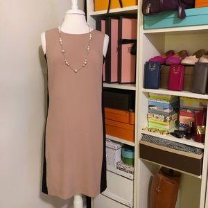 DKNY Classic Modest Sheath Dress Career Casual